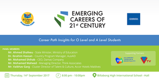Panel discussion on Career options
