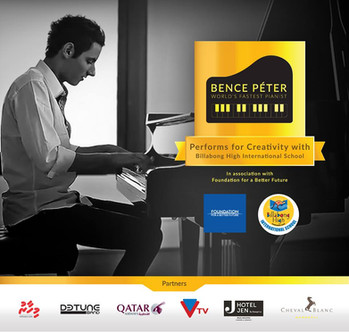 Visit by Bence Peter