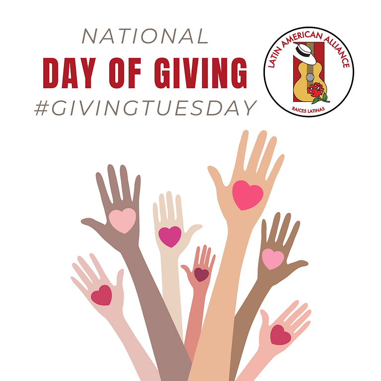 National Day of Giving #GivingTuesday