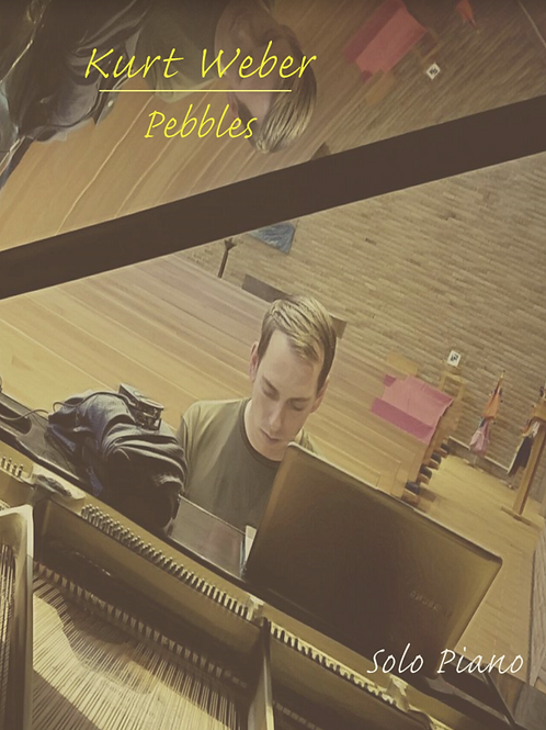 Pebbles Sheet Music Book