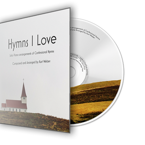 Hymns That I Love CD