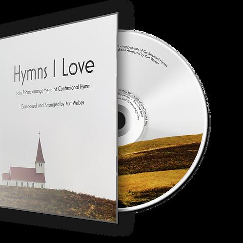 Hymns That I Love CD