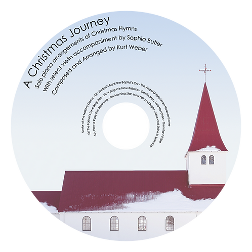 A Christmas Journey CD