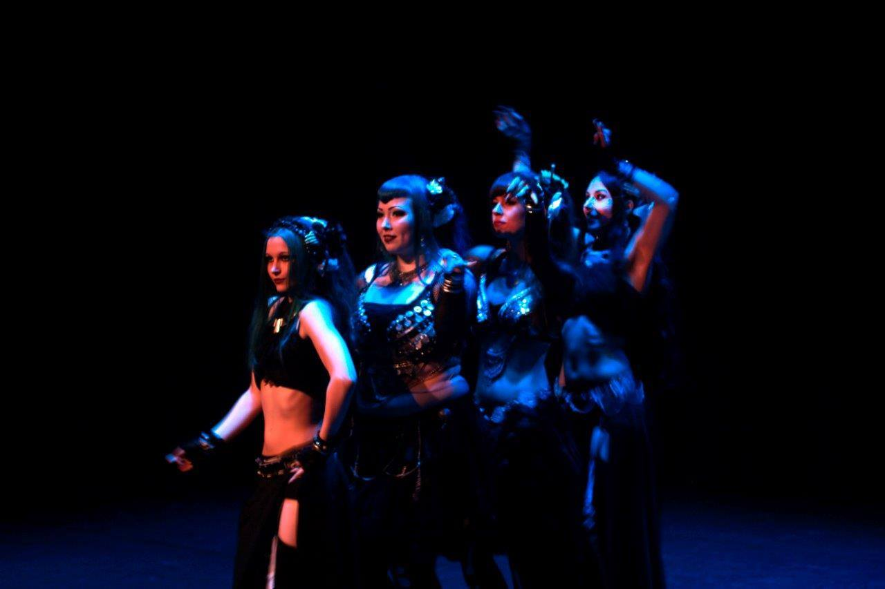 Shimmy Shake Show Rotterdam 2015