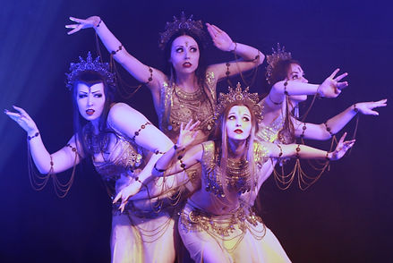 Glass Eaters | Tribal Fusion Bellydance