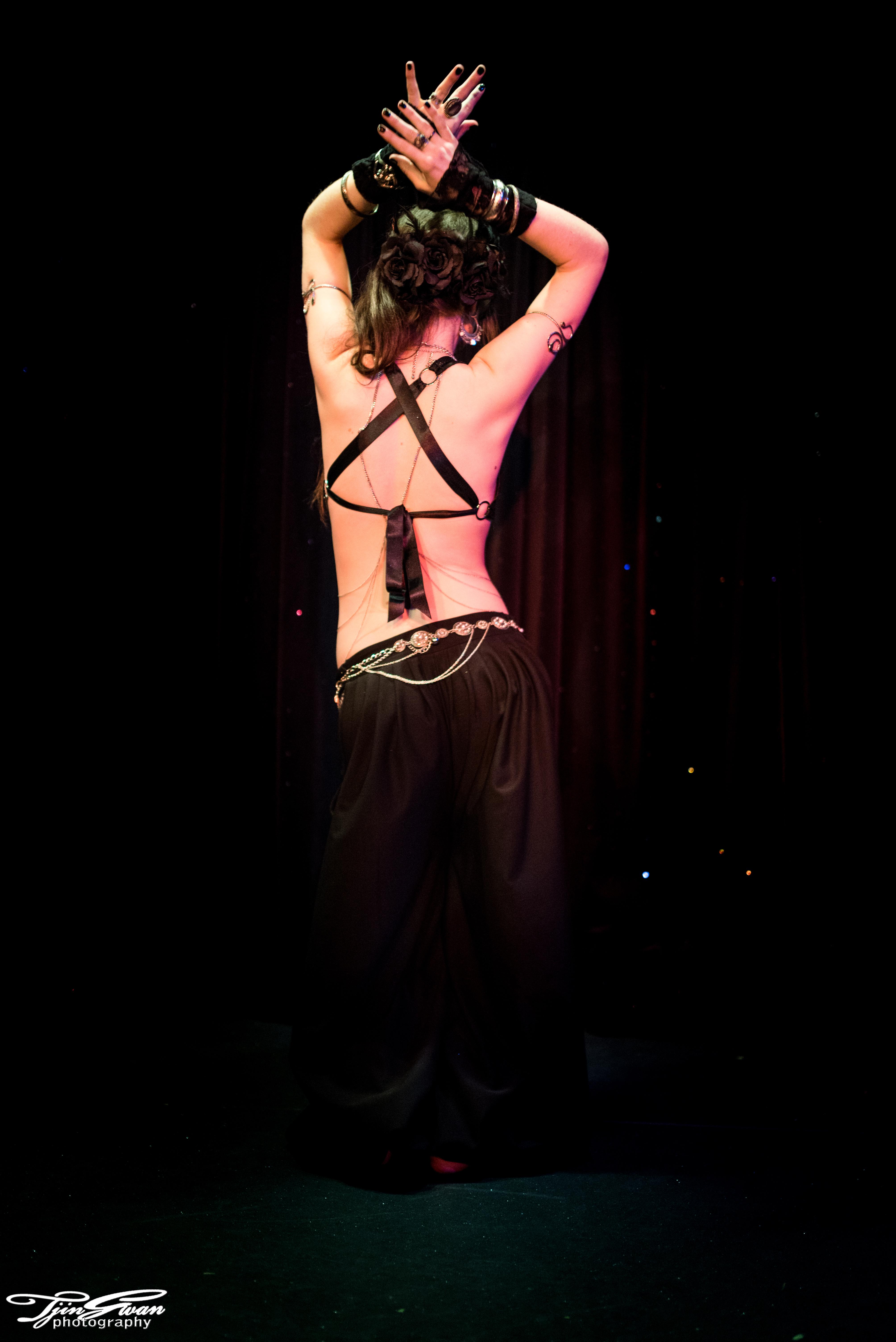 Marlene Bar und Bühne 2017 Abby