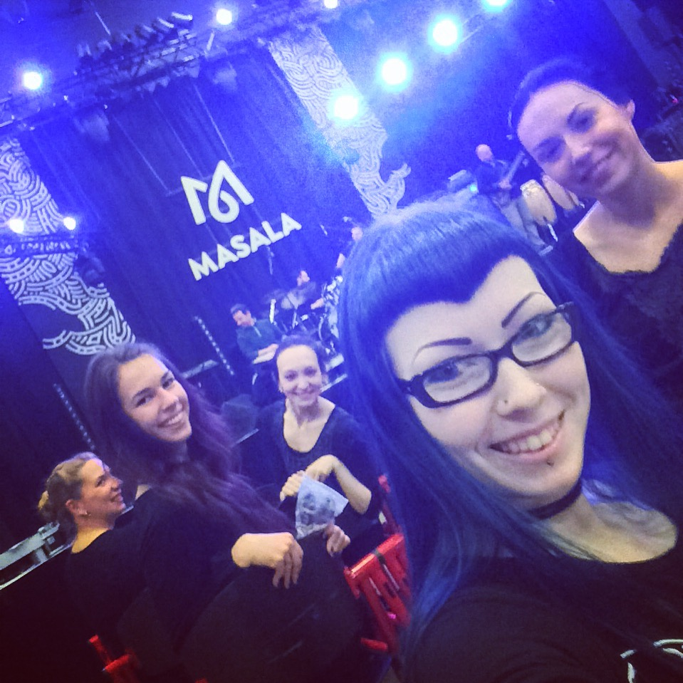 Masala 2017 with Perlatentia & NYGAS