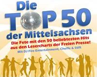 Platz 1 der Top 50 Mittelsachsens