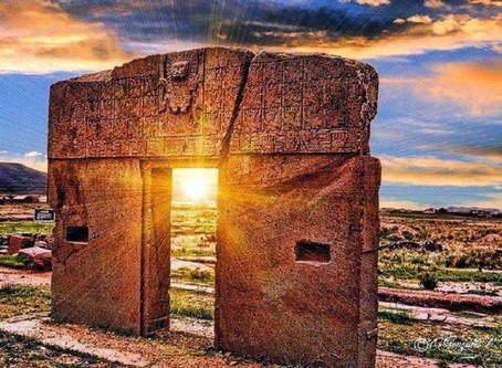 Tiahuanaco – Stadt vor den Inkas