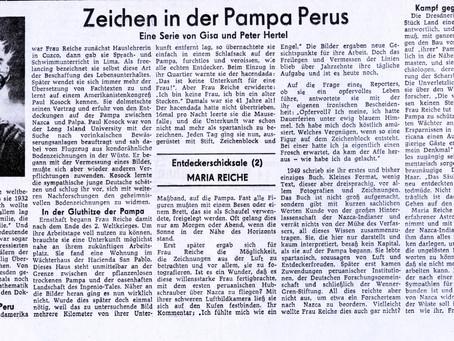 Maria Reiche - Entdeckerschickal (2)