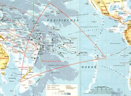 Wie navigierten einst die Südseeinsulaner?