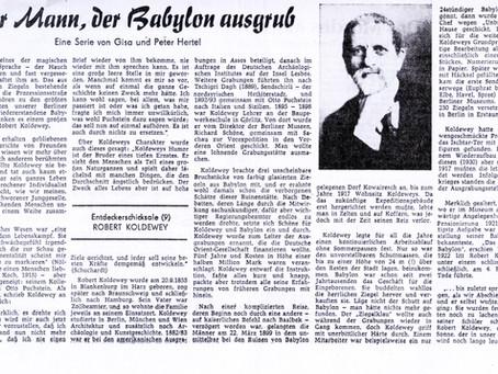 Robert Koldewey grub Baylon aus Entdeckerschicksale (9)