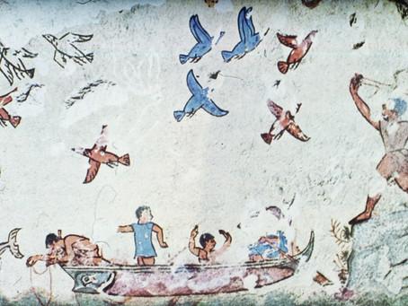 Die Gräber der Etrusker