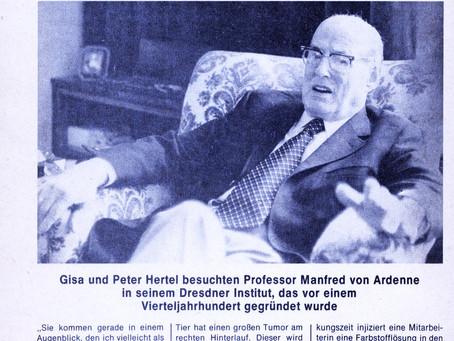 Manfred von Ardenne - Forscher aus Leidenschaft