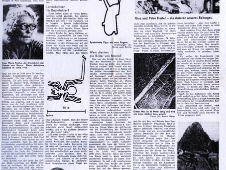 Nazca und das Archiv