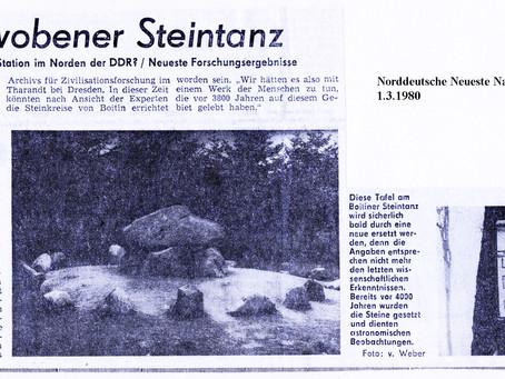 Sagenumwobener Steintanz