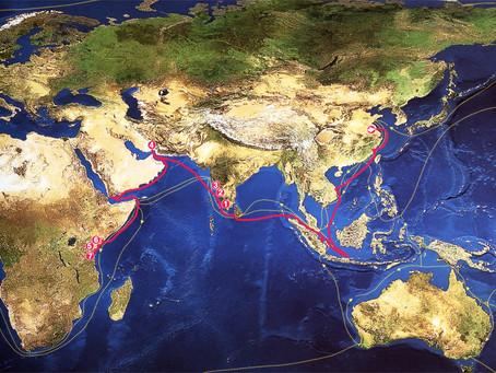 Waren chinesische Seefahrer die Weltentdecker?