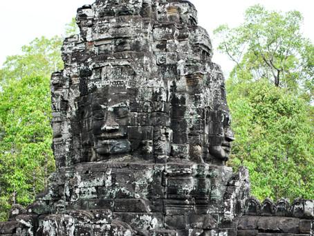 Wie bauten die Khmer 1.000 Tempel?