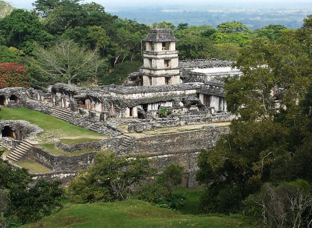 Wer ist der Tote im Grab der Mayastadt Palenque?