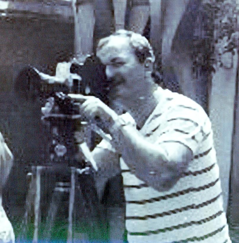 Für den Dakerfilm haben wir auch im Museum von Costest gedreht.