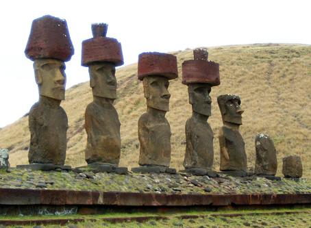 Gibt es noch Rätsel um die Osterinsel-Statuen?