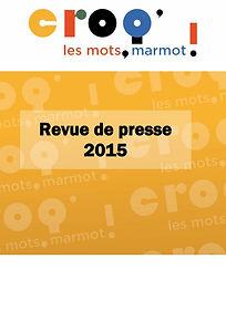 revue de presse 2015.JPG