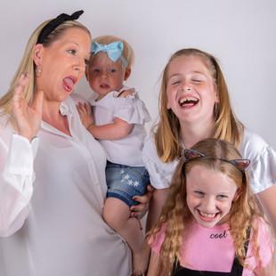 Family portrait Essex