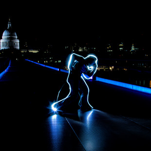 Light Painting London