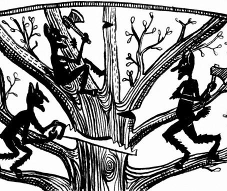 Η φυγή των Καλικαντζάρων | τα Θεοφάνια