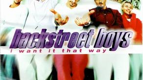 """Según Rolling Stone """"I Want It That Way"""" es una de las 500 mejores canciones"""