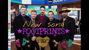 Lo nuevo de BSB: Footprints para la película Joe Bell