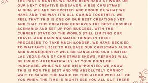 Los Backstreet Boys postponen el lanzamiento de su disco de Navidad