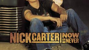 ¡Now or Never de Nick Carter cumple 18 años!