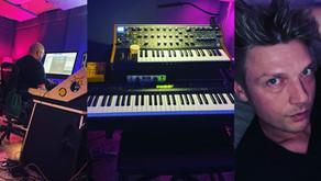 AJ es eliminado de DWTS y Nick en el estudio de Grabación