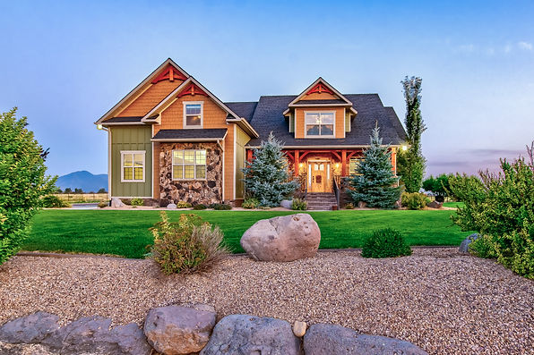 Twilight Real Estate Photography Utah