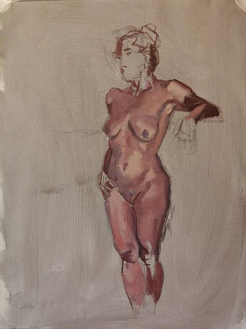 Figure Sketch 2  04/26/19
