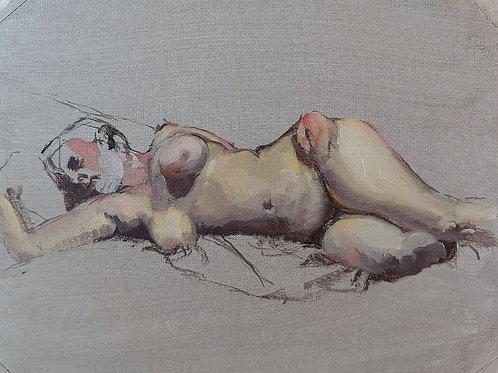 Figure Sketch 8/02/19