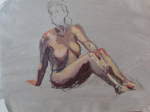 Figure Sketch 2 08/02/19