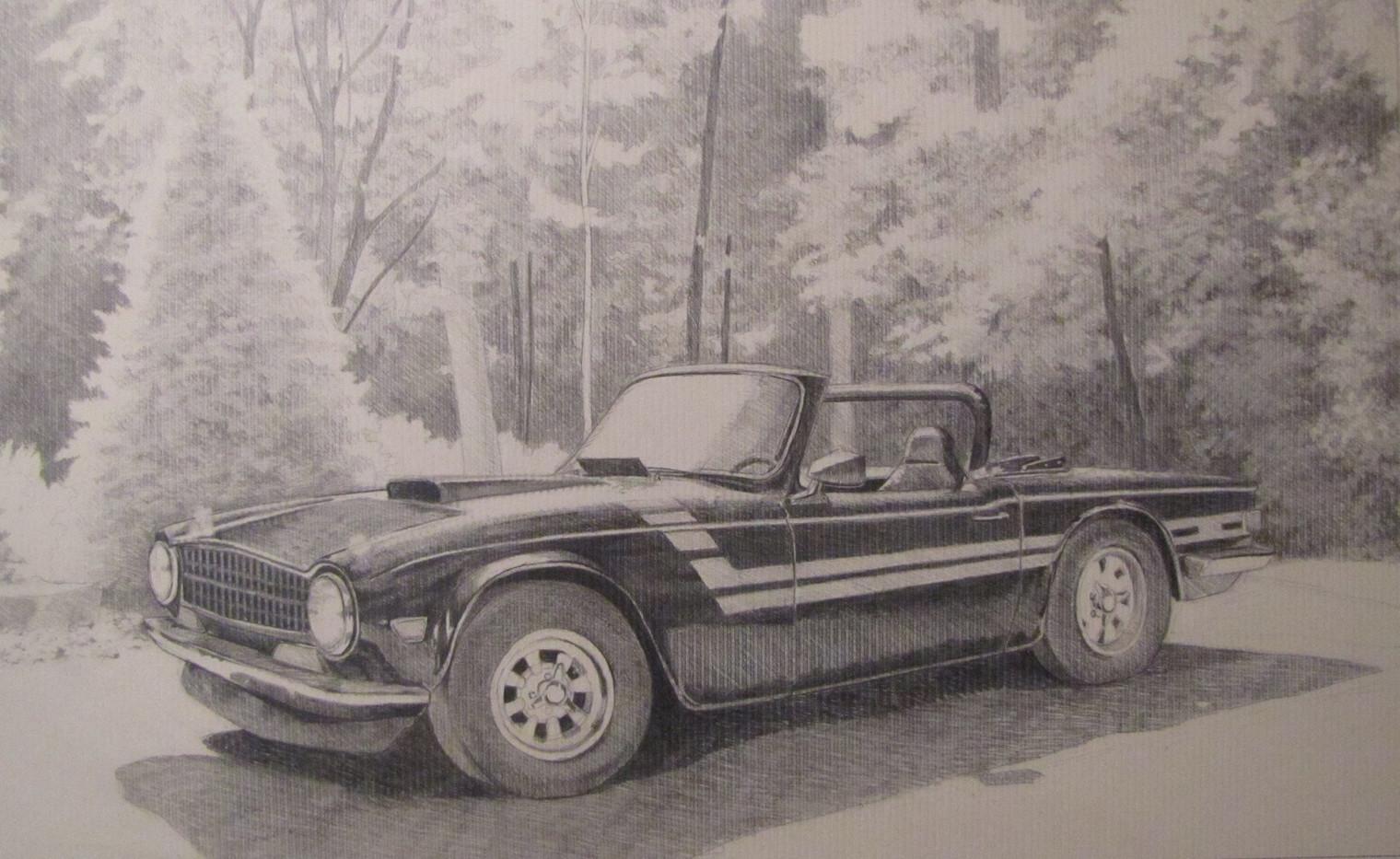 Car Portrait