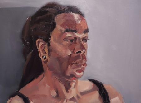Figure Painting Pose 3