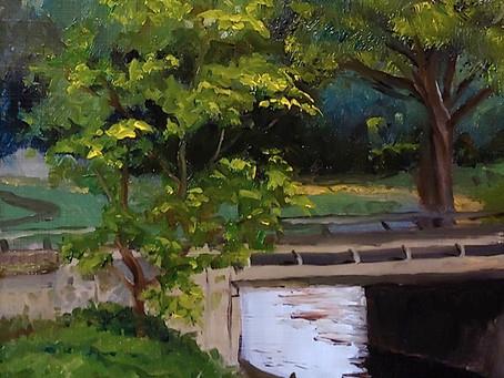 Buffalo Creek Bridge Study
