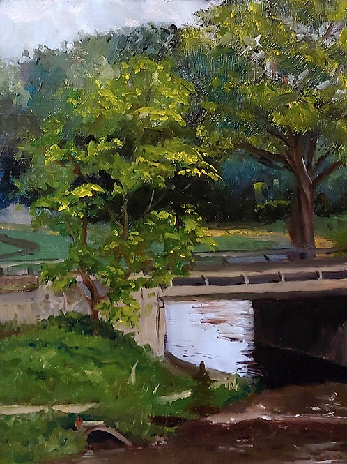 Buffalo Creek Bridge