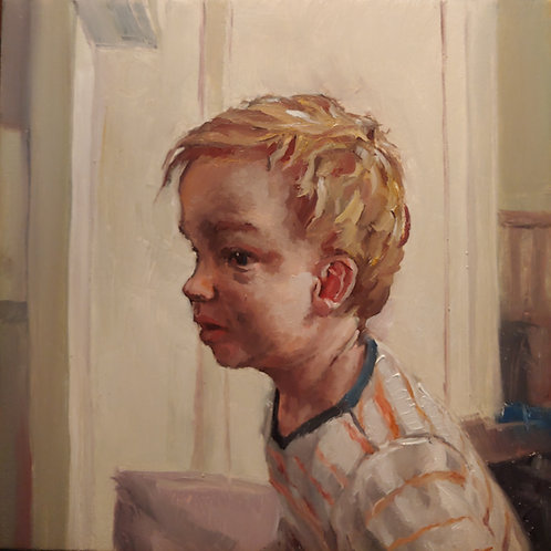 Study of a Boy
