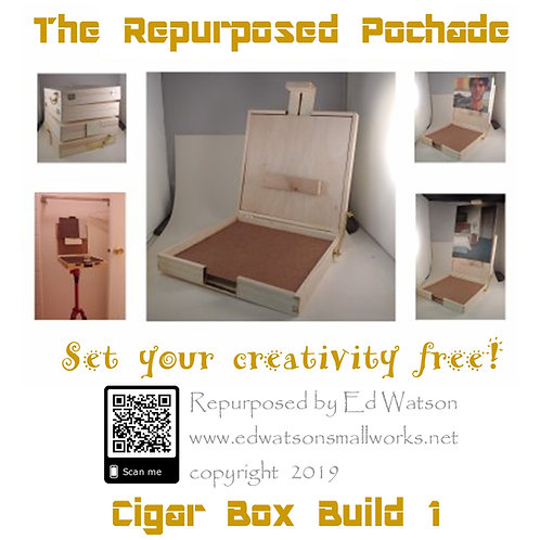 Repurposed Pochade Box