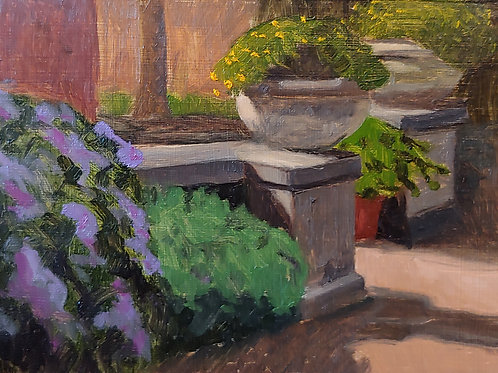 English Garden Study