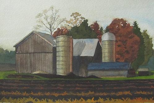 Lincolnshire Farm