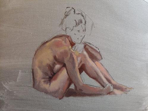 Figure Sketch 09/14/19