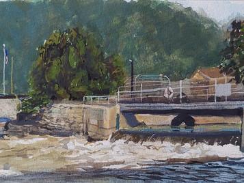 8-12-21 McHenry Dam
