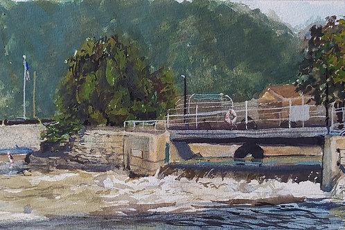 8-12-21 - McHenry Dam