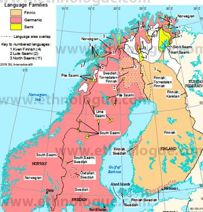 indigenous, SpraakKart, Uralaic languages, Saami DNA, Saami origin, Saami genetic origin